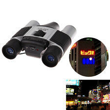 10x25 Zoomable Lens 1.3MP Digital Camera Cam Video Recorder Binoculars Telescope