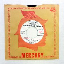 CLYDE OTIS 45 You Came a Long Way From St Louis MERCURY Jazz WL Promo #C47