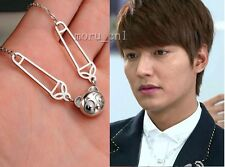 QUALITY Korean TV The Inheritors Heirs Lee Min-ho Panda Necklace Made in Korea