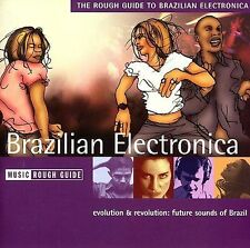 Various Artists-Rough Guide to Brazillian Electronica CD NEW