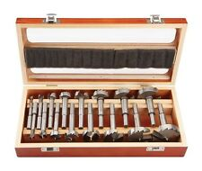16 Piece Forstner Bit Set