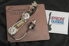 Emerson Custom Tele 3-Way 500K Prewired Assembly Ships Worldwide