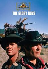 The Glory Guys 1965 (DVD) Tom Tryon, Harve Presnell, Senta Berger - New!