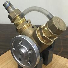 ARIA CALDA Motore Stirling Modello fai da te MICRO GRUPPO ELETTROGENO MOTORE ALFA MOTORE V