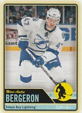 2012 2013 OPC 12/13 O PEE CHEE....TEAM SET...TAMPA BAY LIGHTNING...16 CARDS