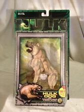 2003-RARE-HULK MOVIE -HULK DOG FIGURE MISP- NEAR MINT CONDITION. -SEE THE PHOTOS