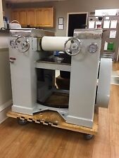 Torrey Hills Tech 6''x12'' three roll mill, Exakt trade-in option available