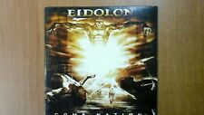EIDOLON - COMA NATION. PROMO CD 10 TRACKS CARDSLEEVE