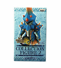 Monster Hunter 3G Tri Capcom Banpresto Collection Figure 2 Hunter Lagiacrus NIB