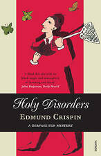 Holy Disorders by Edmund Crispin (Paperback, 2007)