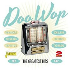 Doo Wop: Greatest Hits 1961-62 (2014, CD NEU)