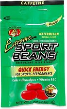 EXTREME WATERMELLON SPORT BEANS Candy ~ Energizing ~ JELLY BELLY FRESH ~ 6 PACK