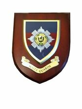 Scots Guards Wall Plaque UK Hand Made for MOD Military