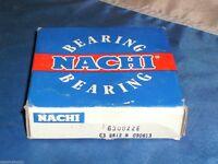 NACHI 6308-ZZE C3 SHIELDED DEEP GROOVE BALL BEARING 6308ZZE