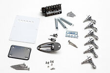 Kit Completo Hardware Guitarra Stratocaster - Full Chrome Hardware ST Guitar Set
