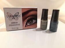 New Luminess/Stream Air Airbrush Maekup Eyeshadow Duo ES12 & ES23 RainForest