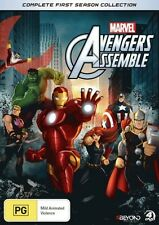 Marvel: Avengers Assemble: Season 1 = NEW DVD R4