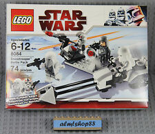 LEGO Star Wars - Snowtrooper Battle Pack 8084 Sealed NISB Snow Hoth Clone