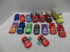 Disney Pixar Cars Movie 1 2 die-cast trucks lot 16 boy girl Slow McQueen Mater