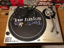** Technics Turntable SL-1200 MK2 ** Direct Drive FULLY RESTORED WITH PAPERWORK