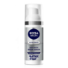 Nivea Men Extra White Quick Water Break Serum Skin Whitening 50ml