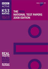 The Real National Test Papers: KS3 Maths (QCA) (Qualifications and Curriculum Au
