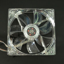 PC CPU-Lüfter Kühler Ventilator Gehäuselüfter Cooler Fan 12V 120MM 60CFM