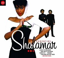 ESSENTIAL SHALAMAR - 2 CD BOX SET - A NIGHT TO REMEMBER, FRIENDS & MORE