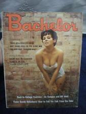 Vintage December 1964 BACHELOR Magazine Men's Girlie Pin-Up Pinup