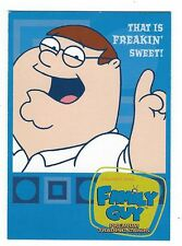 Family Guy Premium Trading Cards Promo Card P-UK Inkworks 2005 Good Condition