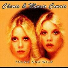 Young & Wild * by Cherie Currie (CD, Mar-1998, Raven)