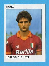 CALCIO FLASH '84 -Figurina n.214- RIGHETTI - ROMA -Recuperata