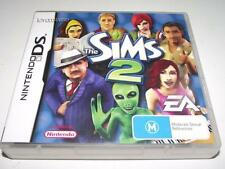 The Sims 2 Nintendo DS 2DS 3DS Game Preloved *No Manual*