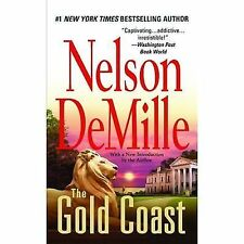 The Gold Coast, Nelson DeMille, 0446360856, Book, Good