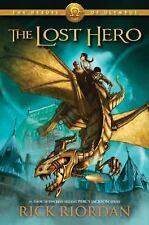 The Heroes of Olympus: The Lost Hero Bk. 1 by Rick Riordan (2011, Paperback)