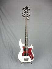 Hagstrom HB 8 with Gig Bag 8 String Bass octave on each of the 4 strings
