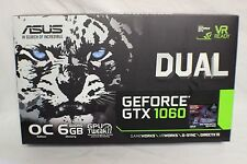 Asus Geforce GTX1060 06GB Gddr5 Dual OC Edition