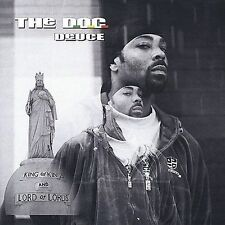 ~BACK ART MISSING~ The D.O.C. CD Deuce Clean