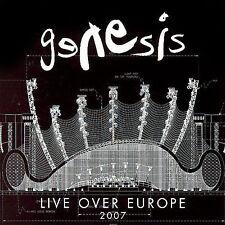 Genesis Live Over Europe 2007 CD OOP IN US EX