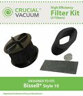 Bissell Style 10 Vacuum Filter Kit # 2032117