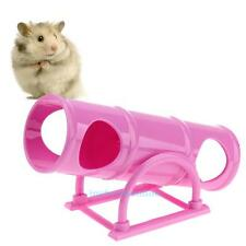 Plastic Seesaw Cage House Hide Play Pet Tunnel Toys For Hamster Rat Mouse Mice