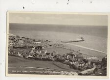 The Old Town & Fishing Fleet Hastings 1954 Postcard 825a