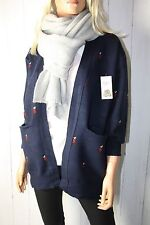 Better Me  Pullover Cardigan Long Strickjacke  Gr M- L Navy  Neu