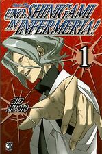 MANGA - Uno Shinigami in Infermeria! Vol N° 1 - GP Publishing NUOVO