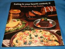 Eating to your Hearts Content Recipes From Egg Beaters Baked Goods Desserts