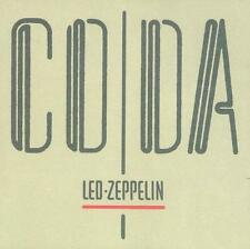 LED Zeppelin-Coda (Reissue) - CD NUOVO