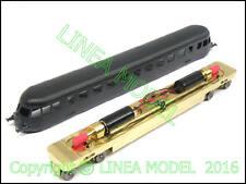 LM SCALA 1/160 SPUR N  Motorizzazione per FS ALN 772 con due Micro MOTORI 8 mm.