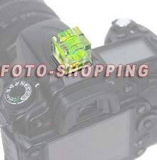 Hot Shoe Bubble Spirit Level FOTOCAMERA NIKON D5600 D5500 D5300 D5200 D5100 D500