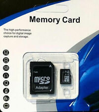 64GB Micro SD SDHC TF Flash Memory Card Class10 C10 SD Adapter%$2