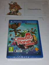LITTLE BIG PLANET PSV New Sealed UK PAL Game Sony PlayStation Vita PS Vita